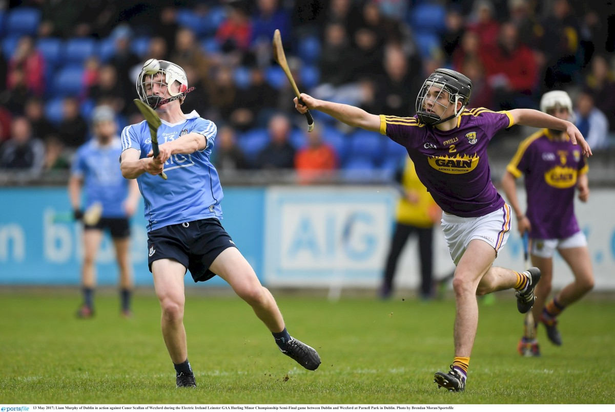 Wexford Beat Dublin In Parnell Park To Reach U-21 Leinster Hurling Final