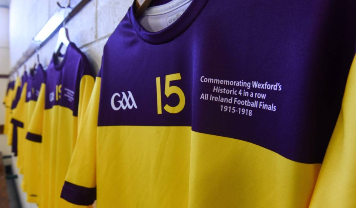 Honest Wexford GAA Club Belittles Rule 5.1 In Support Of Liam Miller's Testimonial
